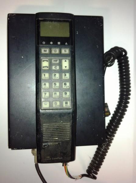 Carvox Compact Ericsson