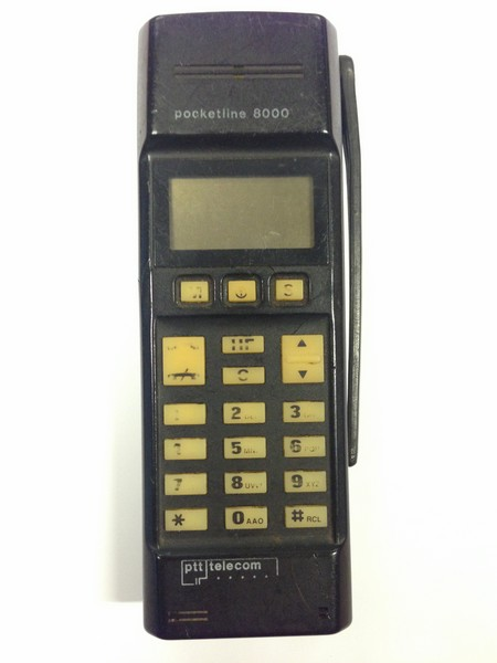 Pocketline 8000 Ericsson