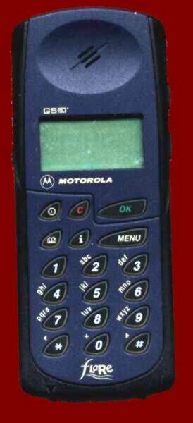 Motorola Flare