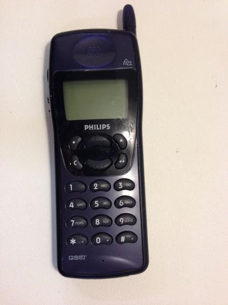 Philips Fiss TCD312 3P
