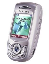 Samsung sgh E800