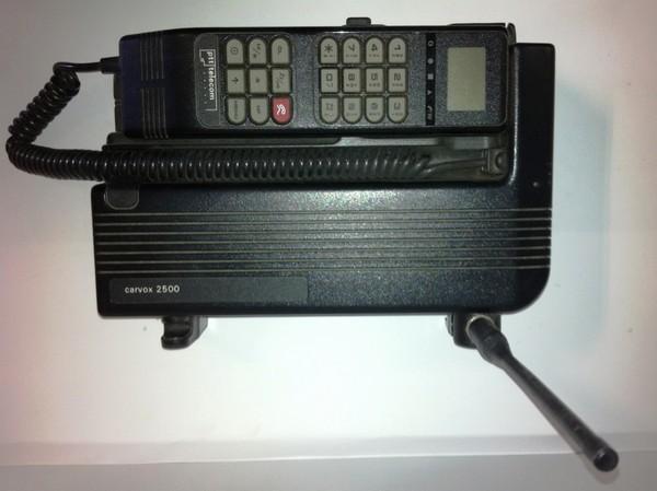 Carvox 2500 Motorola