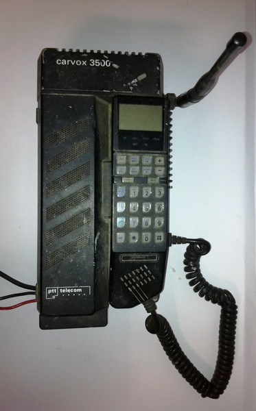 Carvox 3500 Motorola