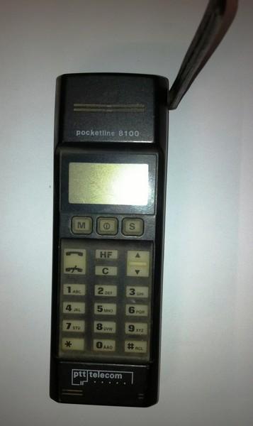 Pocketline 8100 Ericsson