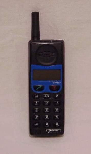 Pocketline Amigo Ericsson