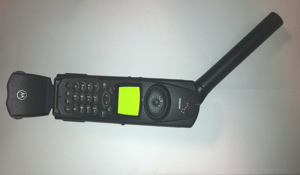 Motorola Irideum Sateliet telefoon