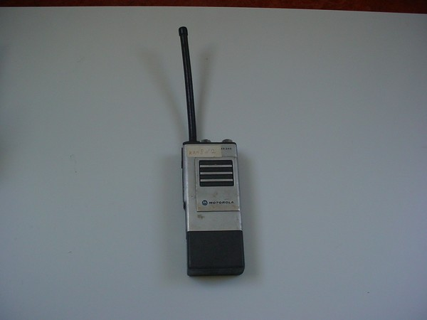 Portofoon Motorola 1980