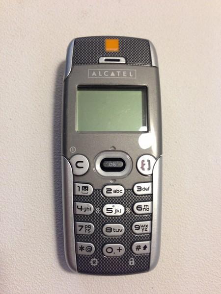 Alcatel BG3 Orange