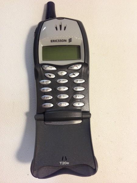 Ericsson T20c