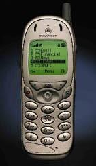 Motorola timeport