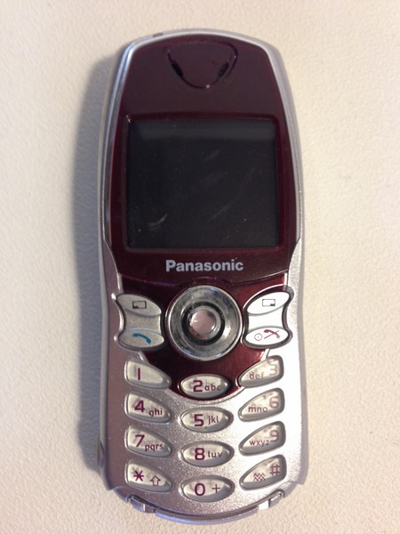 Panasonic EB GD67