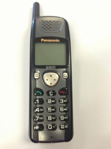 Panasonic EB GD70