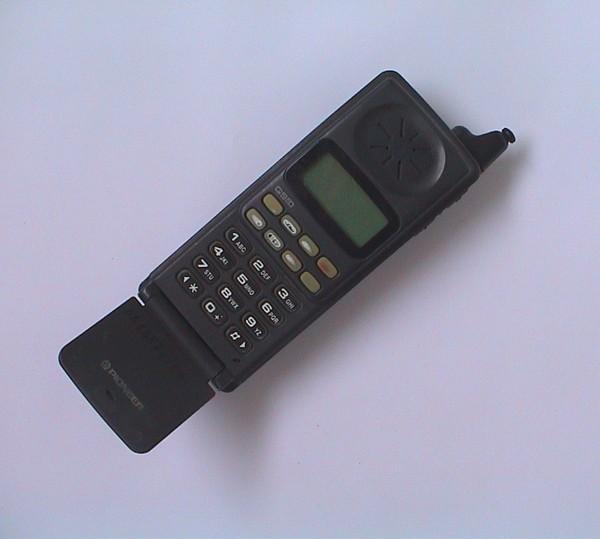 Pioneer PCC D710