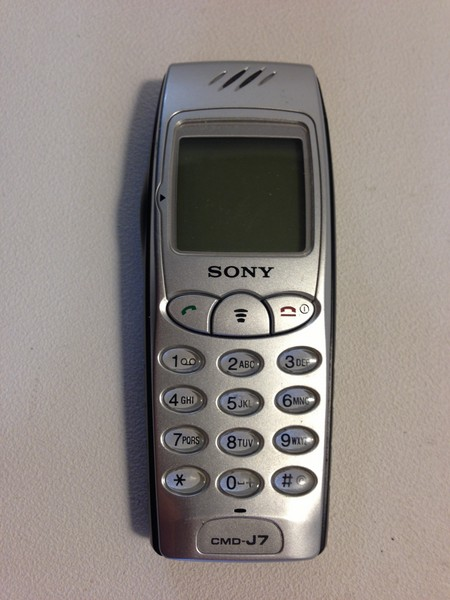 Sony CMD J7