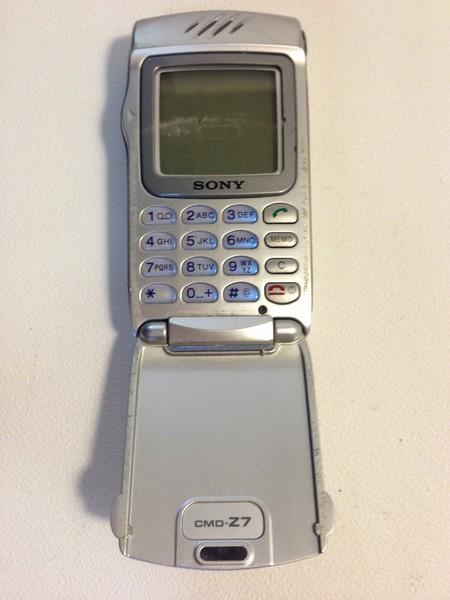 Sony CMD Z7