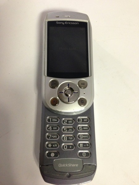 Sony Ericsson S700i