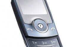 Samsung SGH U600