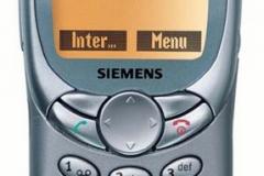 Siemens S45