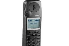 Sony CM DX 2000
