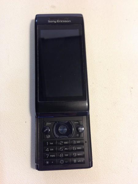Sony Ericsson U10