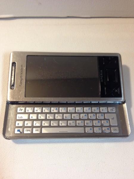 Sony Ericsson X1